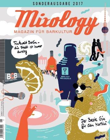 Mixology - Magazin für Barkultur Sonderausgabe 17