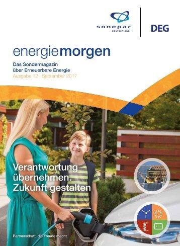 Energie Morgen September 2017