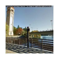 Riverfront Park and The Great Northern Clocktower 4.5 miles to the south of Spokane Dentist 5 Mile Smiles