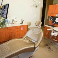 dental chair at dental implant center Renton Smile Dentistry