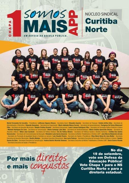 Somos Mais APP - Curitiba Norte