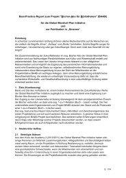 BA4Bi - Global Marshall Plan