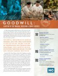 Goodwill Annual Report designed by Susie Allen - Page 5