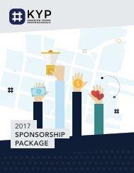 KYP Sponsorship Package