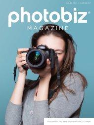 PhotoBiz Magazine // Summer 2017