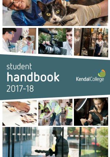 Student Handbook 2017-18