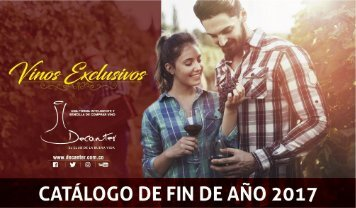 Catalogo Fin de Año _ 2017 _ Decanter