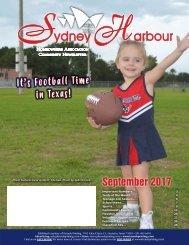 Sydney Harbour September 2017