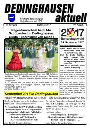 Dedinghausen aktuell 499