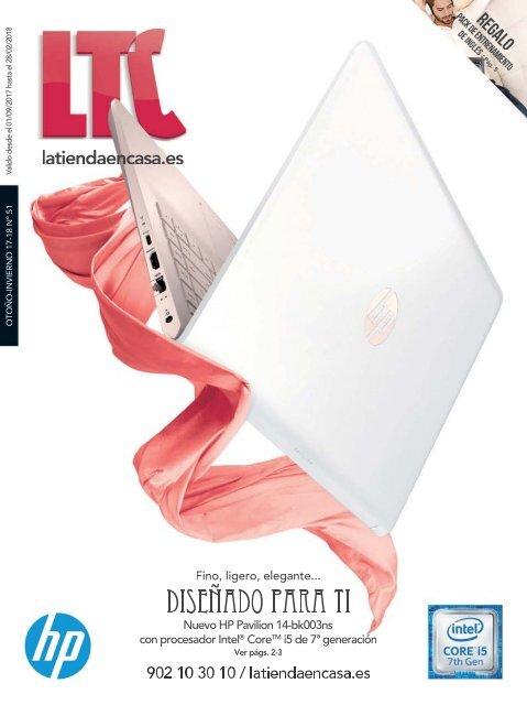 Catálogo latiendaencasa.es Otoño - Invierno hasta 28 de Febrero 2018