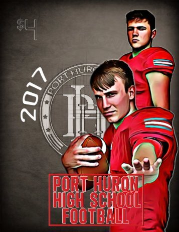 PHHS Football Media Guide 2017 Week 1