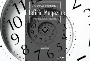 LifeGrid Magazine - August 2017