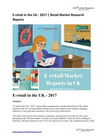 retail research reports Research & reports our website uses  future of retail in 2030 cbre research reveals a series of insights for the retail landscape in  global research tools.