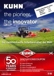 KUHN Beilage August 2017