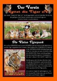 INFO-Broschüre Tiger Verein