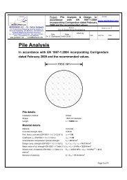 Sachpazis_Pile Analysis & Design. Calculation according to EN 1997-1-2004