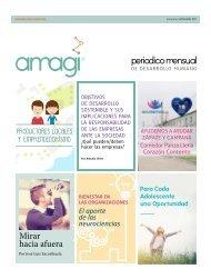Periódico Mensual de Desarrollo Humano Amagi Septiembre 2017