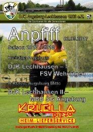 Anpfiff_2017-09-02 DJK Lechhausen