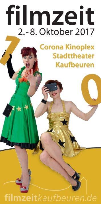 filmzeit 2017 | flyer