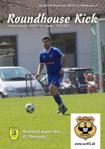 Stadionzeitung Ausgabe 6.