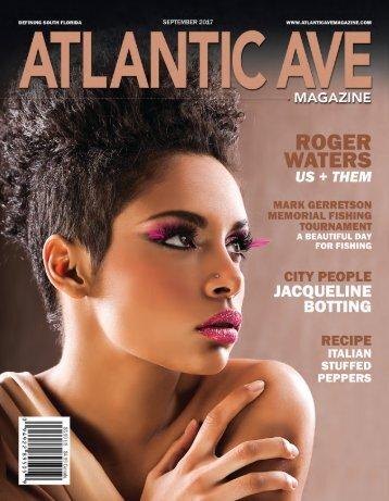 Atlantic Ave Magazine September 2017