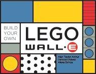 INSTRUCTIVO LEGO