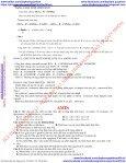 TRẮC NGHIỆM HÓA 12 CHƯƠNG 3 AMIN - AMINO AXIT - PEPTIT VÀ PROTEIN (ONLINE VERSION 03092017) - Page 3