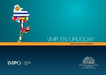 VIVIR+EN+URUGUAY_GUIA+DEL+INMIGRANTE+2013_MRREE
