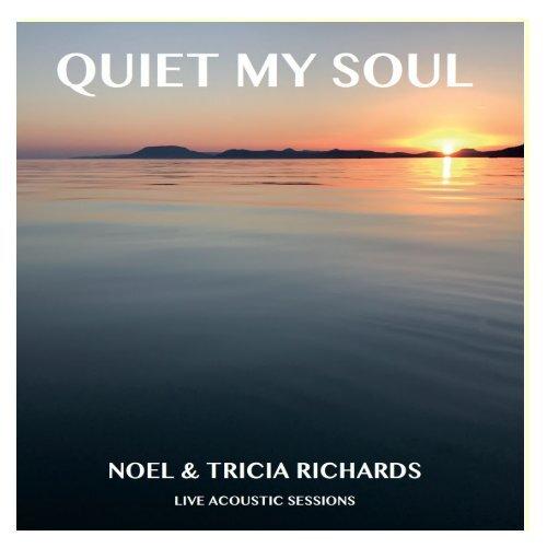 Quiet My Soul CD Booklet