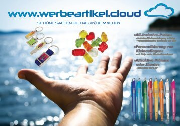 Werbeartikel All-Inclusive -  www.werbeartikel.cloud #01