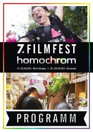 7. Filmfest homochrom