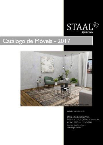 catalogo_staal_moveis