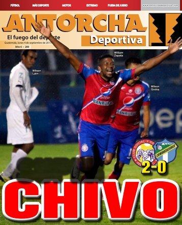 Antorcha Deportiva 280