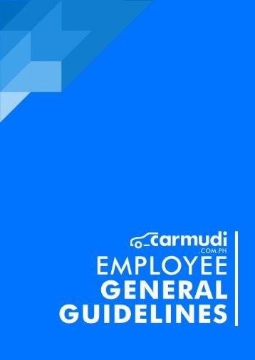 CARMUDI GUIDELINE PDF