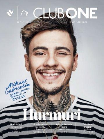 Club One -lehti 3/2017
