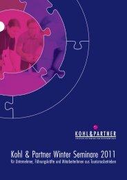 NEU - Kohl & Partner