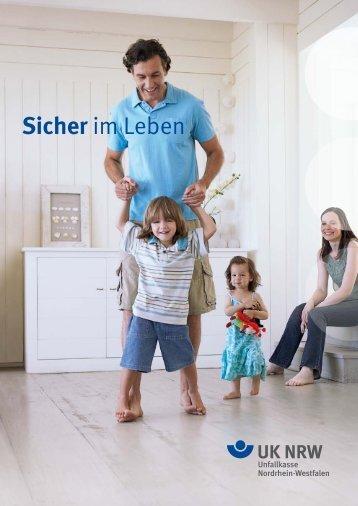 Sicher im Leben - Unfallkasse NRW