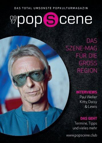 POPSCENE September 09/17