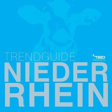Trendguide Niederrhein Vol. 7