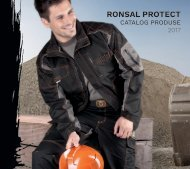 Catalog RONSAL PROTECT