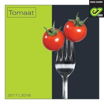 Brochure tomaat 2017 | 2018