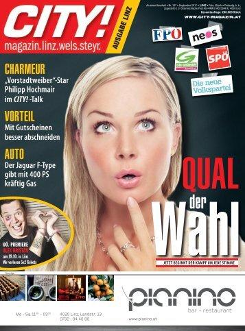 City-Magazin Ausgabe 2017-09