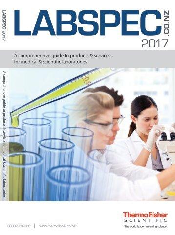 LABSPEC 2017