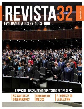 Revista32 edición Septiembre