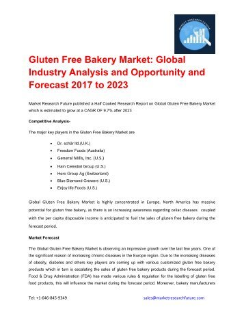 Gluten Free Bakery Market_pdf