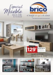 folleto brico Group Especial mueble kit 2017