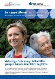 Info-Brief Sommer 2010