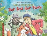 Claudia Mende/Mele Brink: Tom und der Waldschrat – Der Rat der Tiere