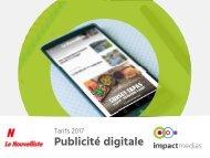 Tarifs Digitaux 2017-septembre