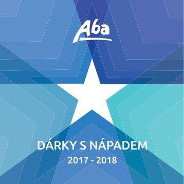 Aba - dárky s nápadem 2017-2018